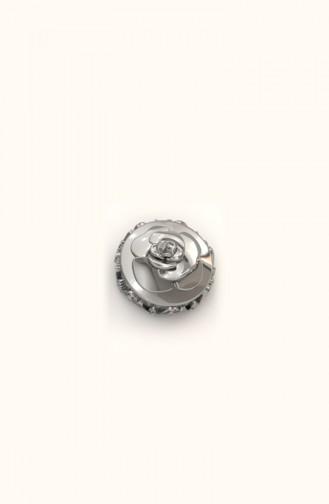 Black Shawl Scarf Needle 11-109-71-40-14
