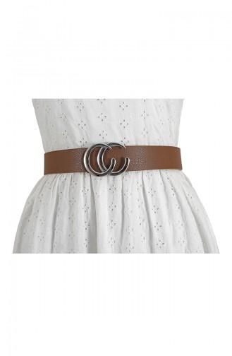 Tan Belt 0158