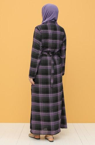 Gray Praying Dress 1004-03