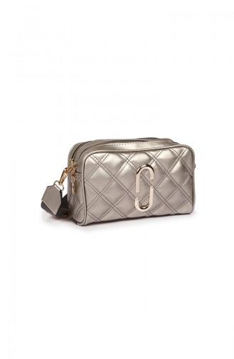 Gray Shoulder Bags 43Z-03