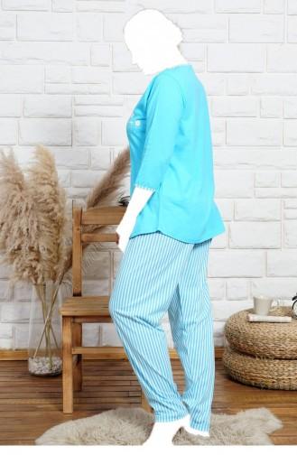 Pyjama Bleu 91691623.MAVI