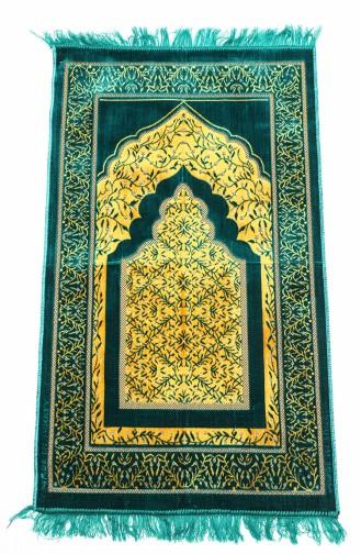 Oil Blue Praying Carpet 0001-02