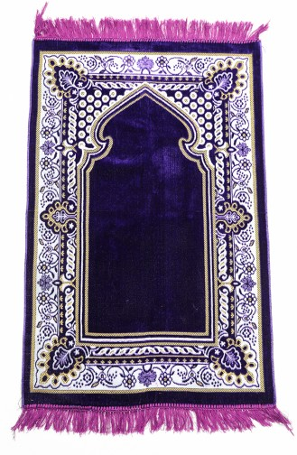 سجادة الصلاة أرجواني 0002-02