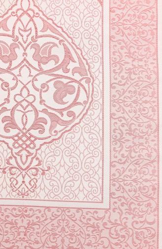 Claret red Praying Carpet 0006-04