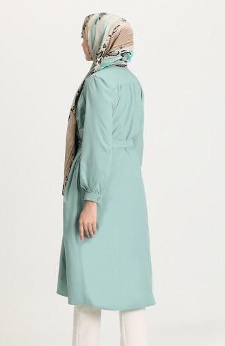 Tunique Vert menthe 1402-05