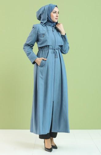 Blau Abayas 0440-02