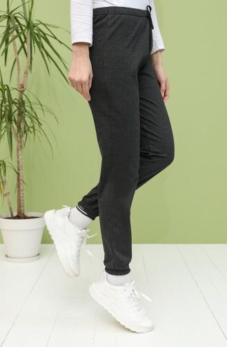 Smoke-Colored Track Pants 2103-03