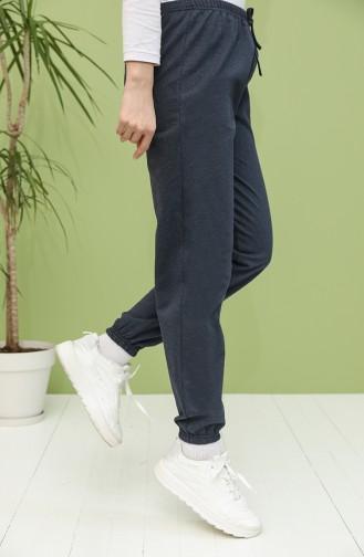 Navy Blue Track Pants 2103-02