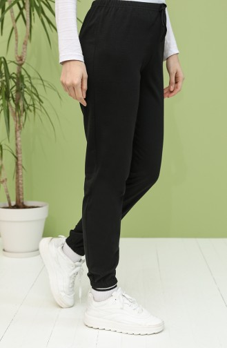 Black Sweatpants 2103-05