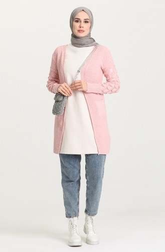 Pink Cardigans 55220A-04