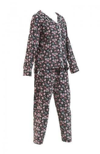 Braun Pyjama 202054-01