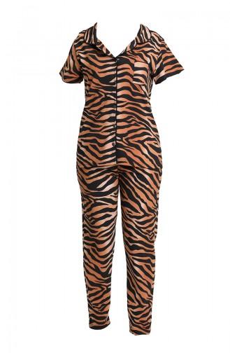 Brown Pyjama 2815