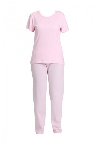 Pyjama Rose 3307