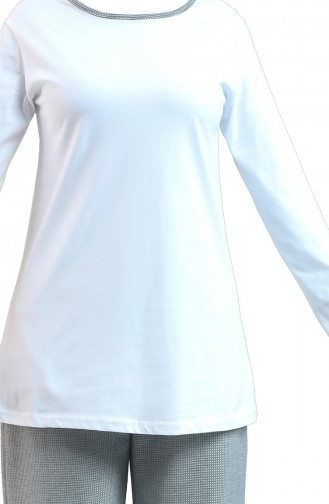Gray Pyjama 2620-03