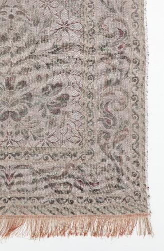 Simli Seccade 0417-04 Kahverengi