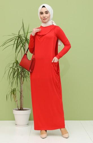 Rot Anzüge 0311-01