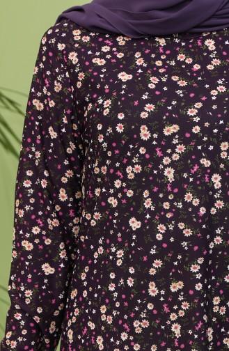 فستان أرجواني 1111-06