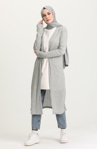 Gray Vest 8228-01