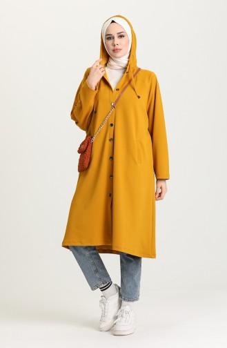 Mustard Mantel 1404-04