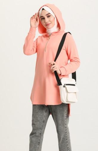 Pinkish Orange Tuniek 1450-21