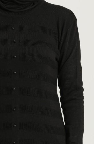 Tunique Noir 55325C-03
