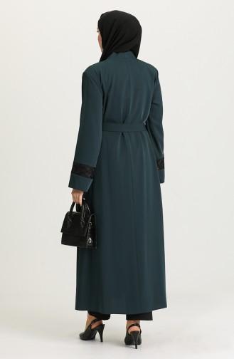Emerald Abaya 2008-01