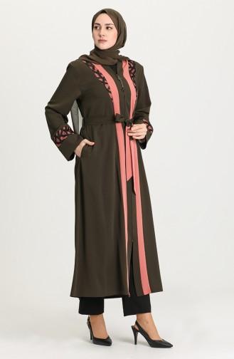 Khaki Abaya 2008-06