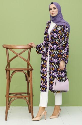 Purple Kimono 21Y8275-03