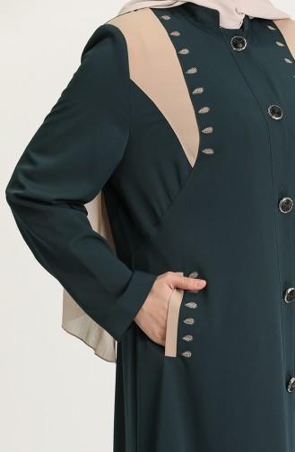 Smaragdgrün Trenchcoat 2000-04