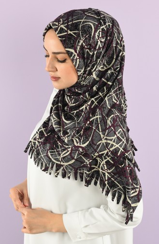 Purple Shawl 1150-04