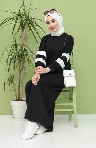 فستان أسود 1005-01