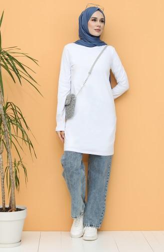 White Tunics 6016-02