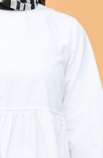 White Tunics 21Y8220-04