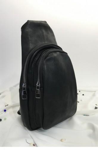 Black Back Pack 000621.SIYAH