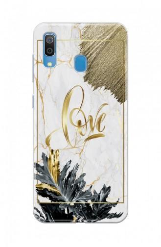 White Phone Case 10728