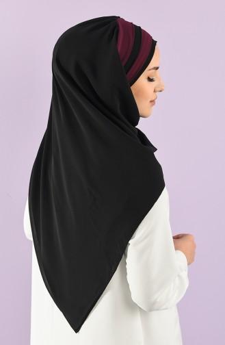Turban Pret-a-Porter Noir 0083-14-18