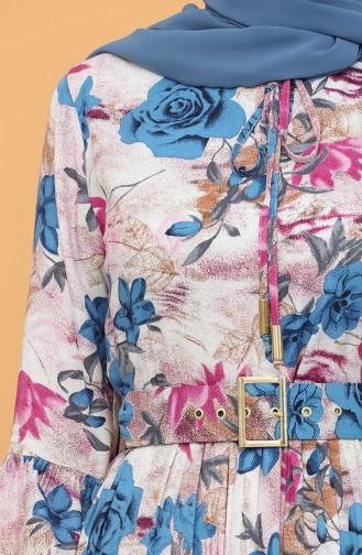 فستان أرجواني 1060-02