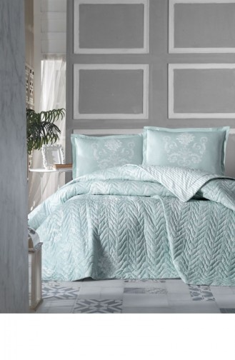 Wassergrün Bettbezug 8681727071430