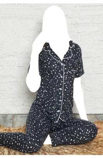 Black Pyjama 21