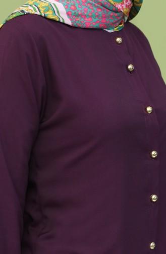 Dark Purple Tuniek 2034-22