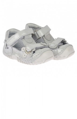 Chaussures Enfant Gris argenté 20YILKKIK000008_Gu
