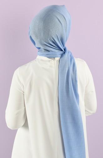 Châle Bleu Jean 10001-11