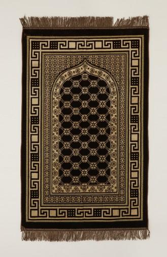 Tapis de Prière Couleur Brun 4000-01