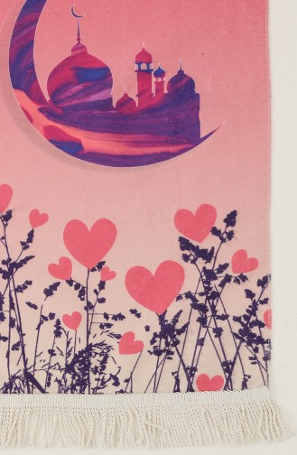 Rosa Gebetsteppisch 0021-01