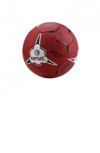 Vertex Active Hentbol Topu 12 Nolu Kırmızı