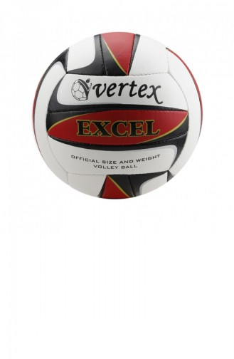 Vertex Excel 500415Abc Voleybol Topu Kırmızı