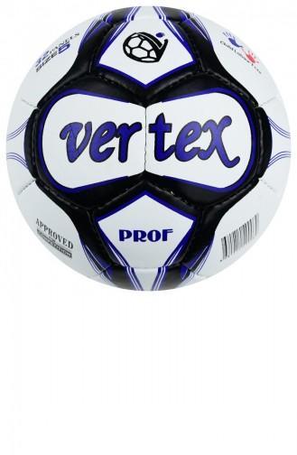 Vertex Prof Dikişli 5 No Futbol Topu Mavi