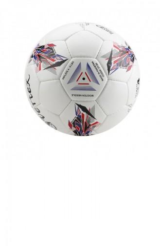 Vertex Tecno Dikişli 4 No Futbol Topu Kırmızı