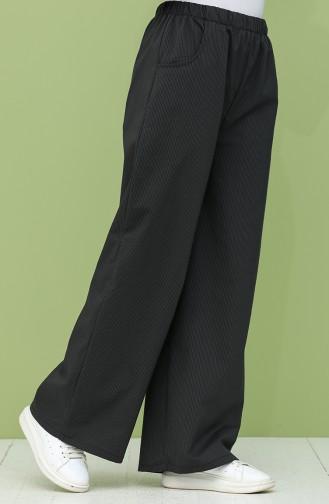 Black Broek 1011A-01