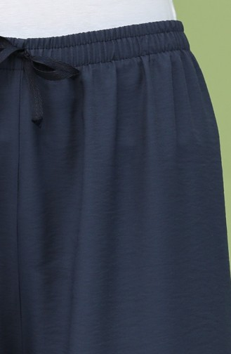 Navy Blue Broek 4043-01